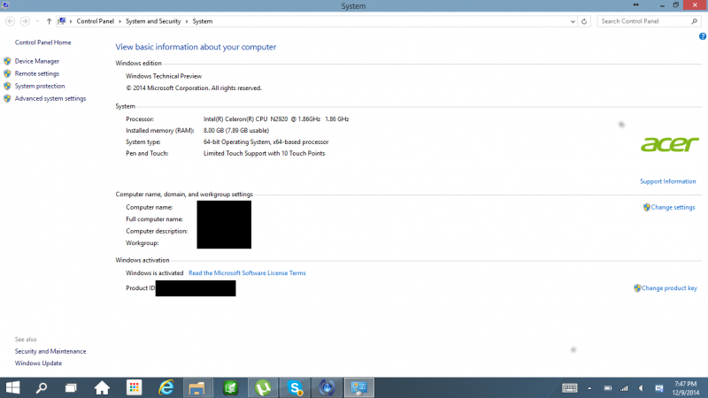Vjoy forum cannot use vjoy on windows 10 technical preview 11 48g 200kb ccuart Gallery